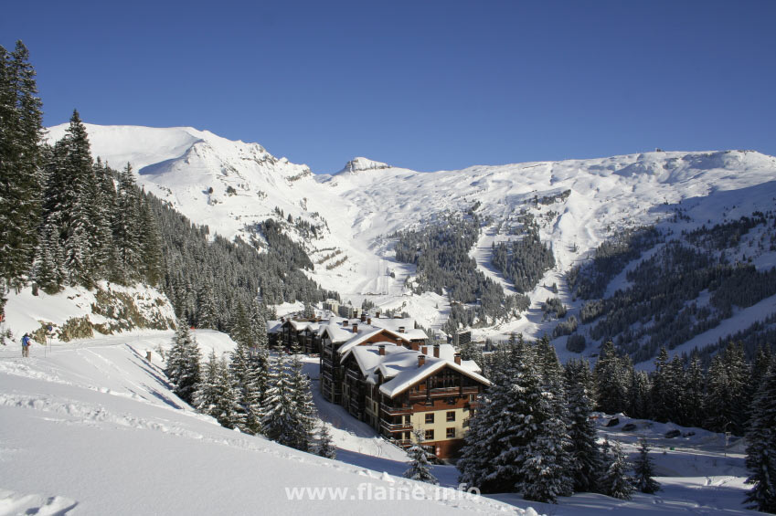 Flaine Ski Resort Guide Grand Massif France